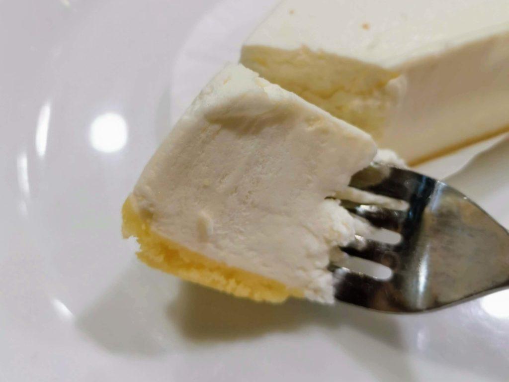 ロッテリア レアチーズケーキ (4)