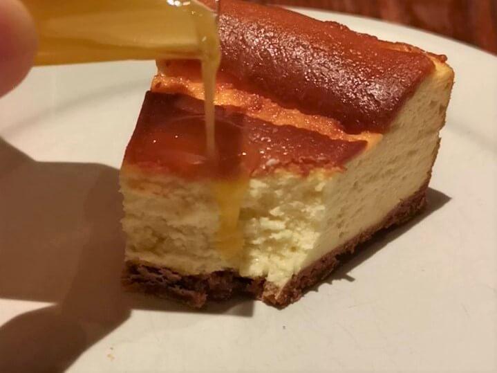 新宿 ブルックリンパーラー ニューヨーク ベイクドチーズケーキ (1)