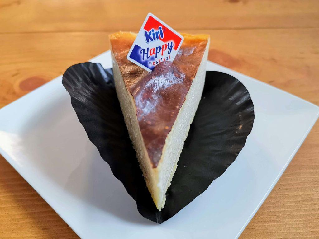 コージーコーナー とろけるバスクチーズケーキ (13)