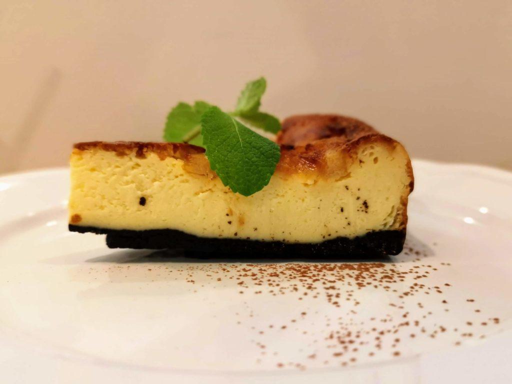 赤坂 ニュージーランドカフェ 自家製ベイクドチーズケーキ (6)