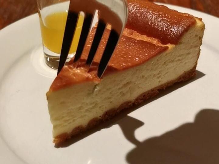 新宿 ブルックリンパーラー ニューヨーク ベイクドチーズケーキ (2)