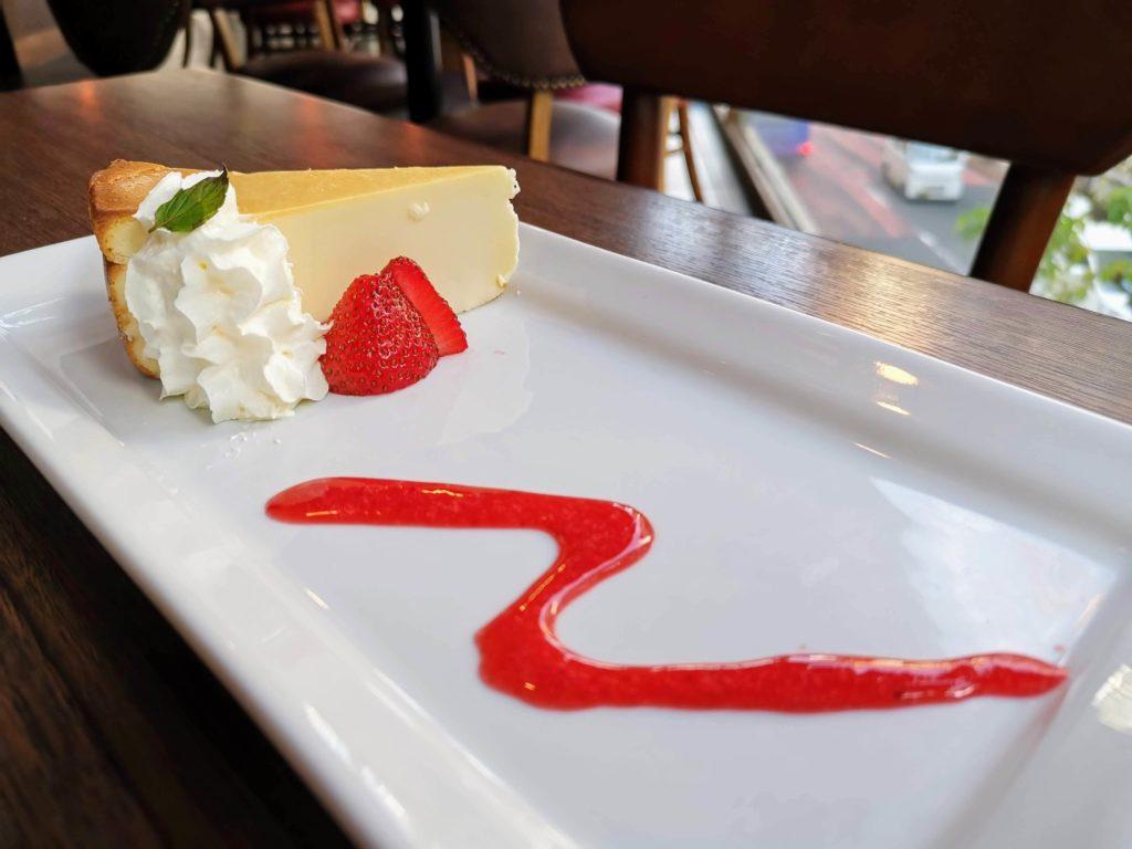 TGI ニューヨークチーズケーキ (4)