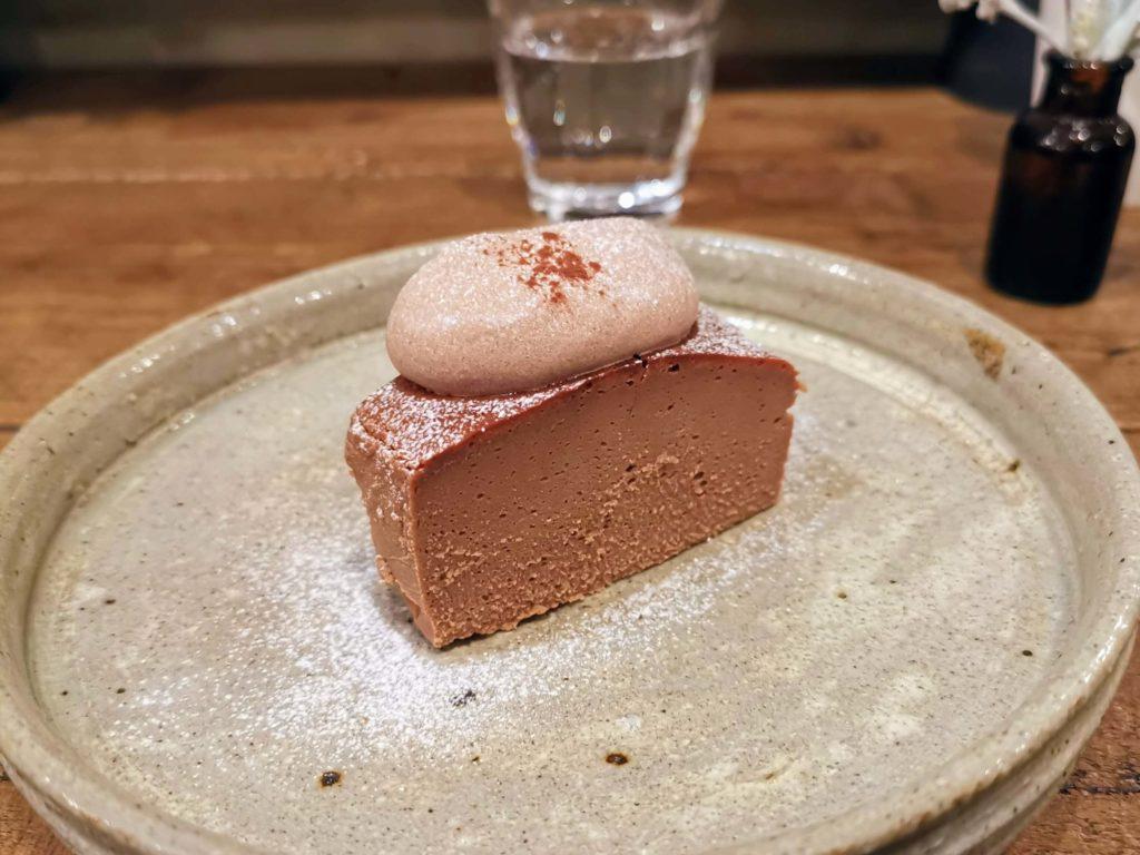 吉祥寺 ヒトクサ チョコレートチーズケーキ (18)