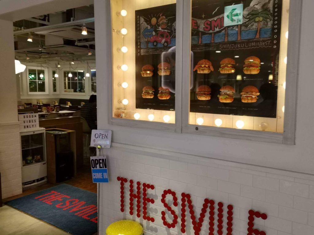新宿 the smile