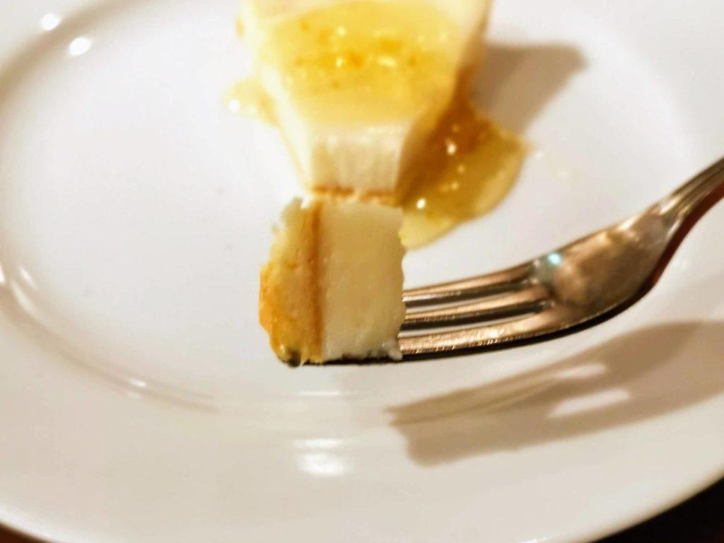 サンマルクレストラン チーズタルト (3)