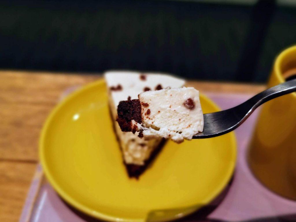 二子玉川 good meals shop ブラウニーチーズケーキ