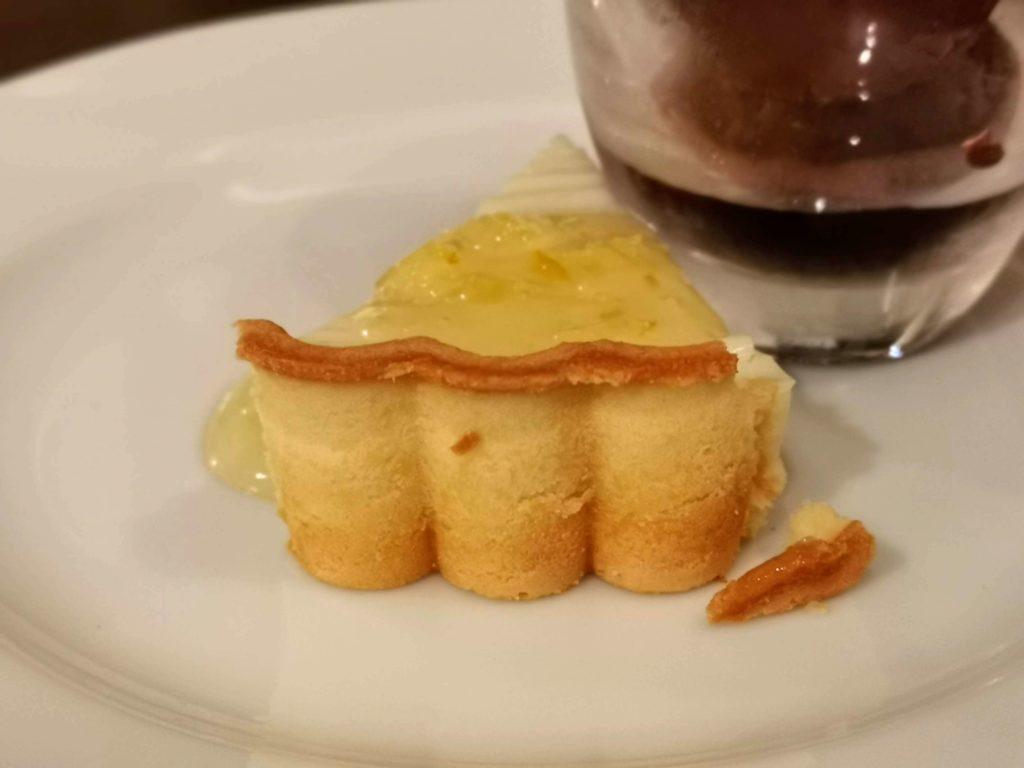 サンマルクレストラン 柚子風味のチーズタルト (6)