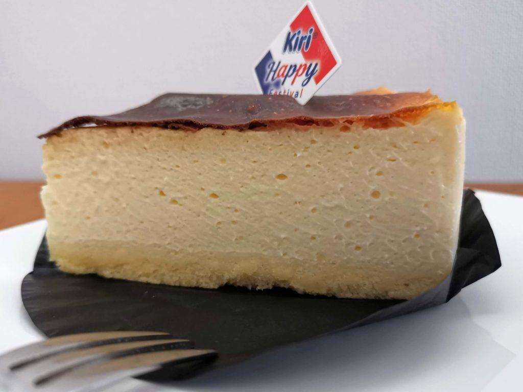 コージーコーナー とろけるバスクチーズケーキ (11)