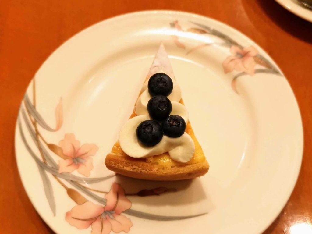 東京風月堂 ブルーベリーチーズケーキ (4)