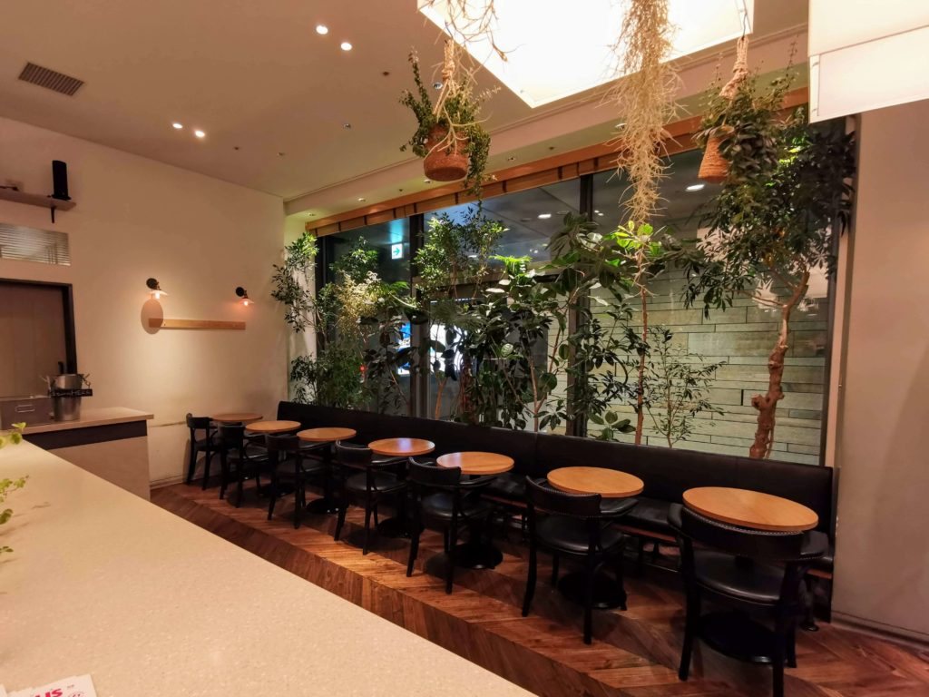 二子玉川 good meals shop (1)
