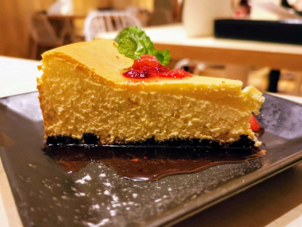 練馬 ディキシーダイナー ニューヨークチーズケーキ (5)