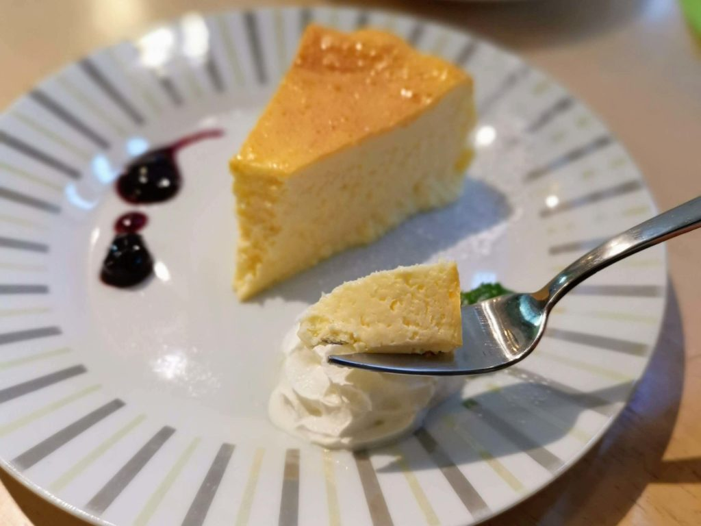 北品川 ラカピ (La capi) チーズケーキ (12)