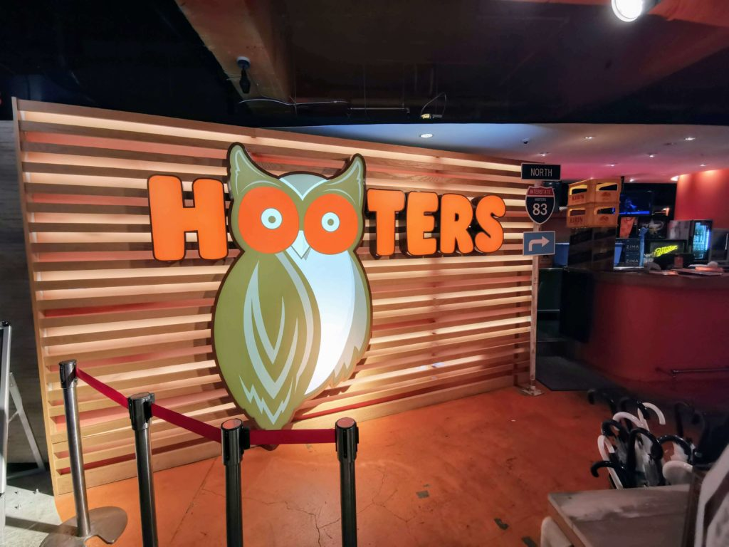 Hooters(フーターズ) チーズケーキ (2)