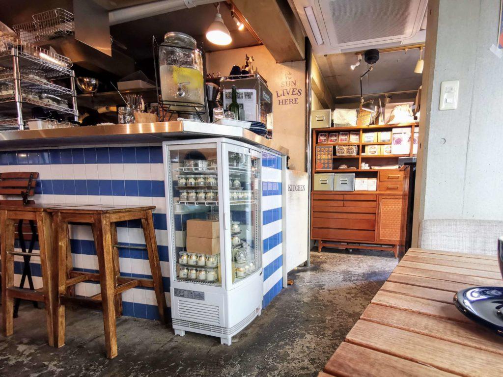 チーズケーキ専門店 cafe The SUN LIVES HERE (19)