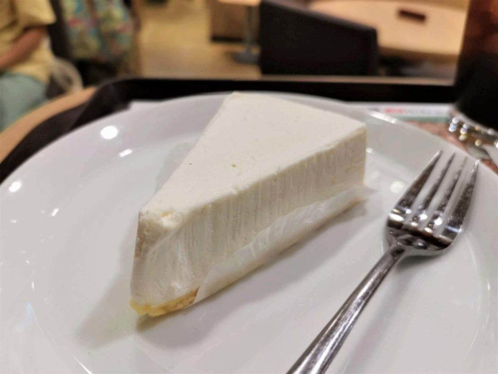 ロッテリア レアチーズケーキ (14)