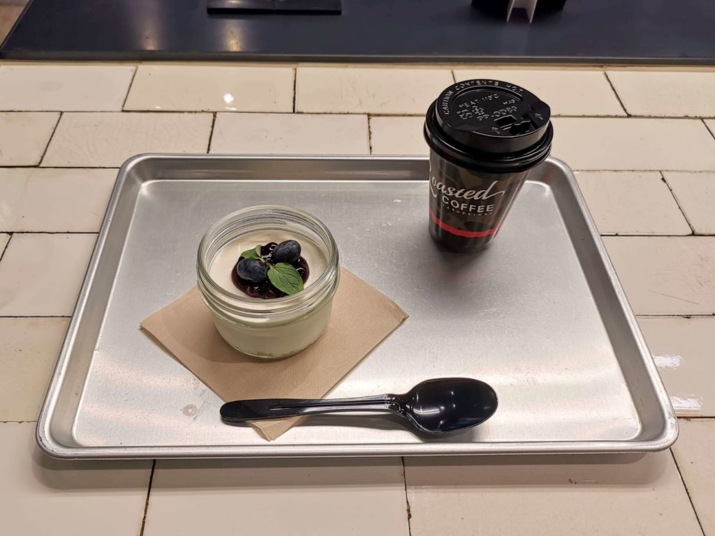 渋谷ローステッドコーヒー ジャーインチーズケーキ (5)