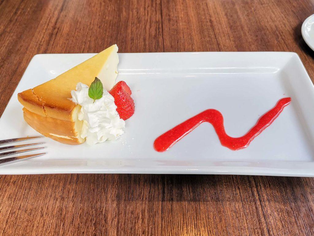 TGI ニューヨークチーズケーキ (2)