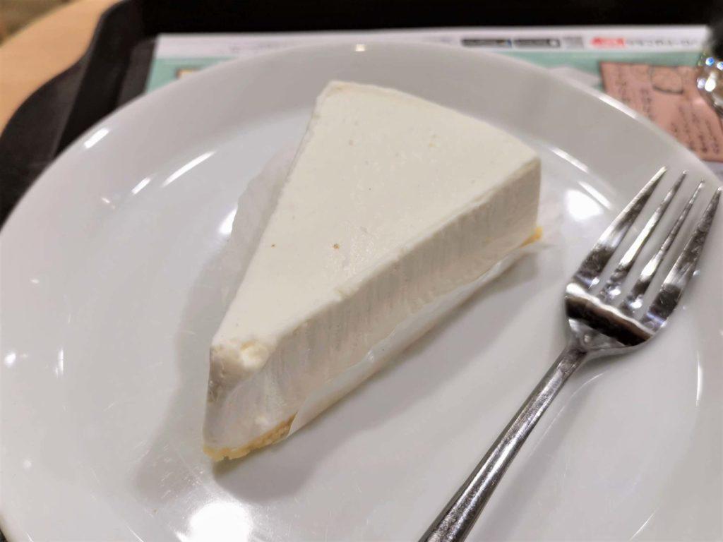 ロッテリア レアチーズケーキ (15)