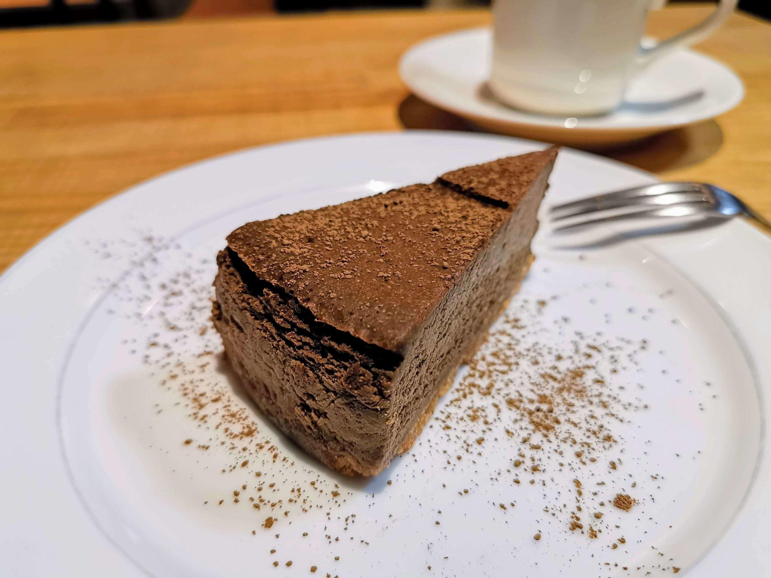 広尾 テネメント ほうじ茶のチーズケーキ