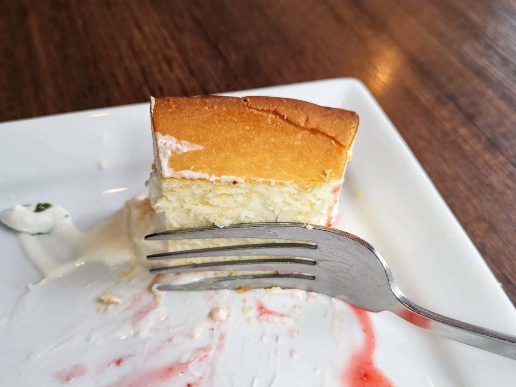TGI ニューヨークチーズケーキ (3)