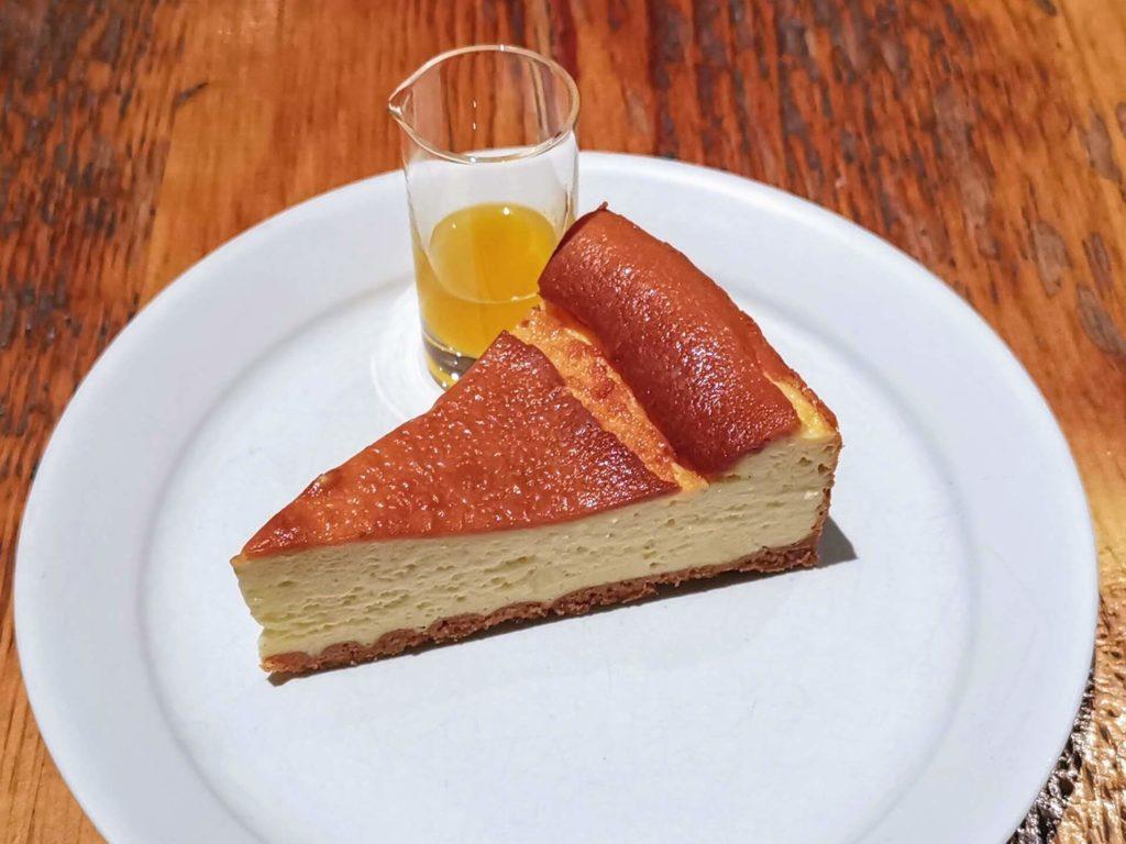 ブルックリンパーラー ニューヨークベイクドチーズケーキ (3)