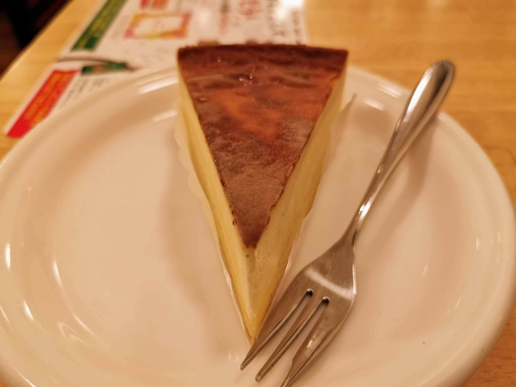 ポポラマーマ バスクチーズケーキ (14)