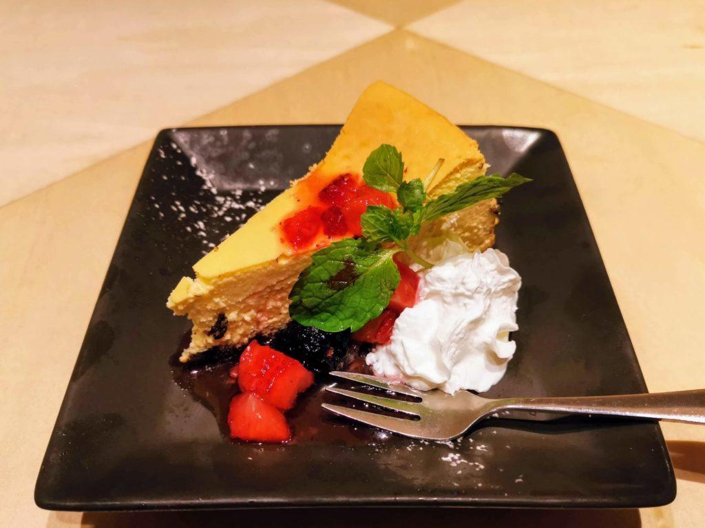 練馬 ディキシーダイナー ニューヨークチーズケーキ (2)