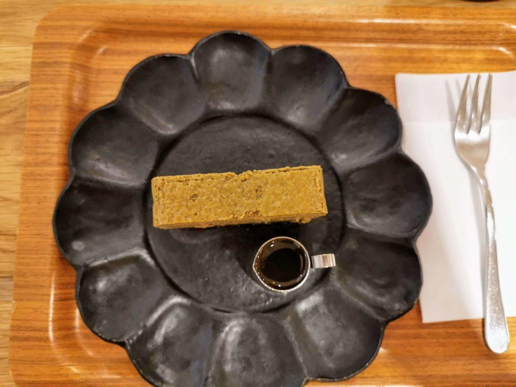 代官山 Assemblage(アッサンブラージュ)ほうじ茶チーズケーキ (12)