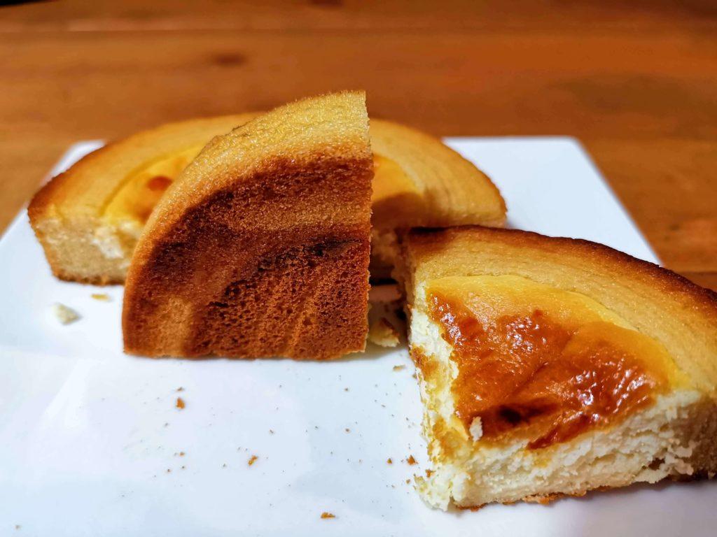 ファミリーマート ルフレンド ベイクチーズケーキのバウム (10)