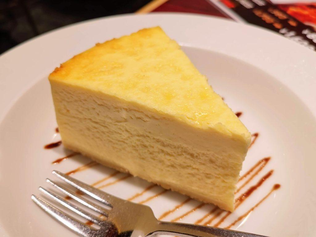 フーターズ チーズケーキ