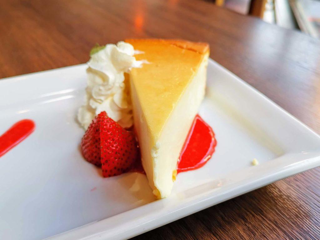 TGI ニューヨークチーズケーキ (7)