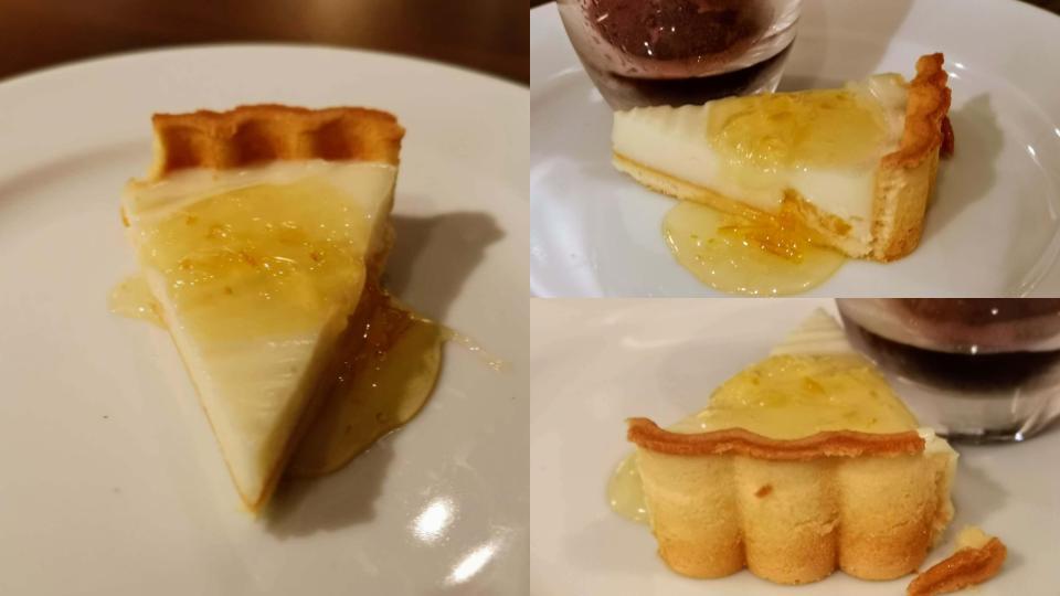 サンマルクレストラン チーズケーキ
