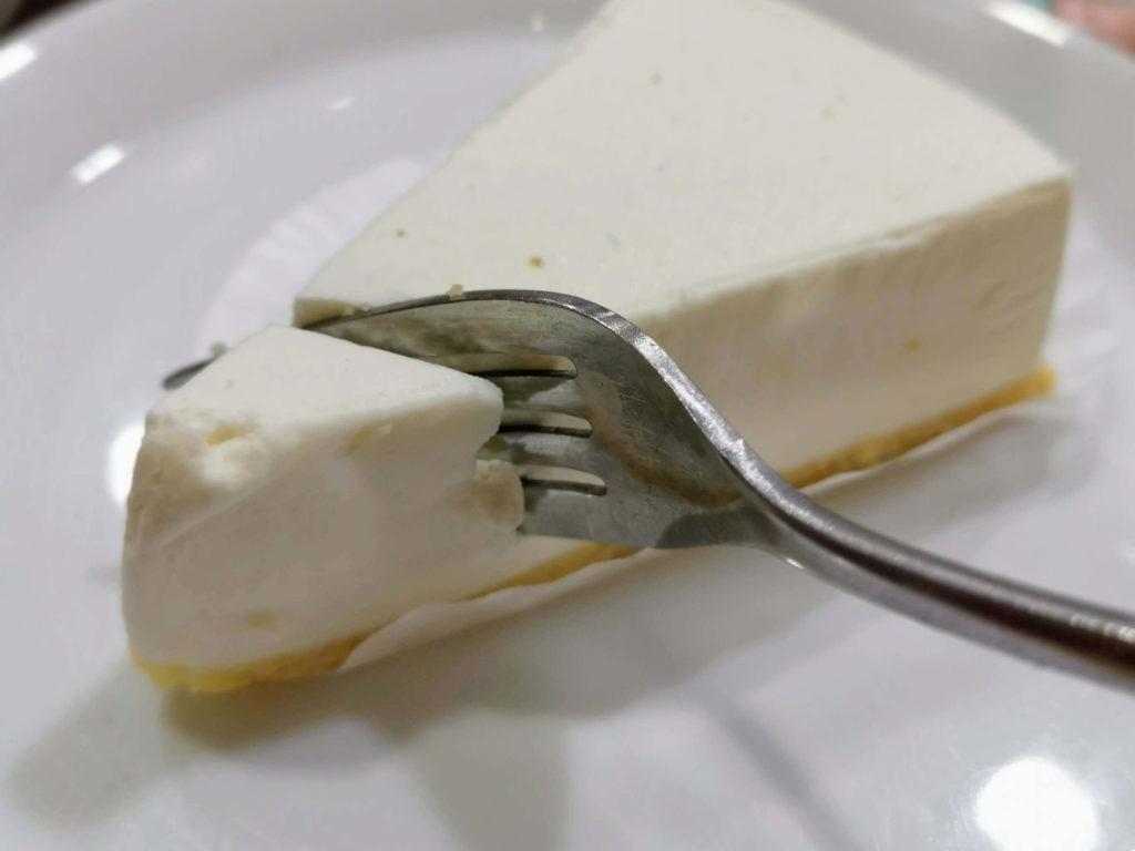 ロッテリア レアチーズケーキ (5)