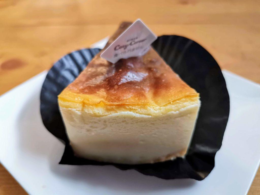 コージーコーナー とろけるバスクチーズケーキ (15)