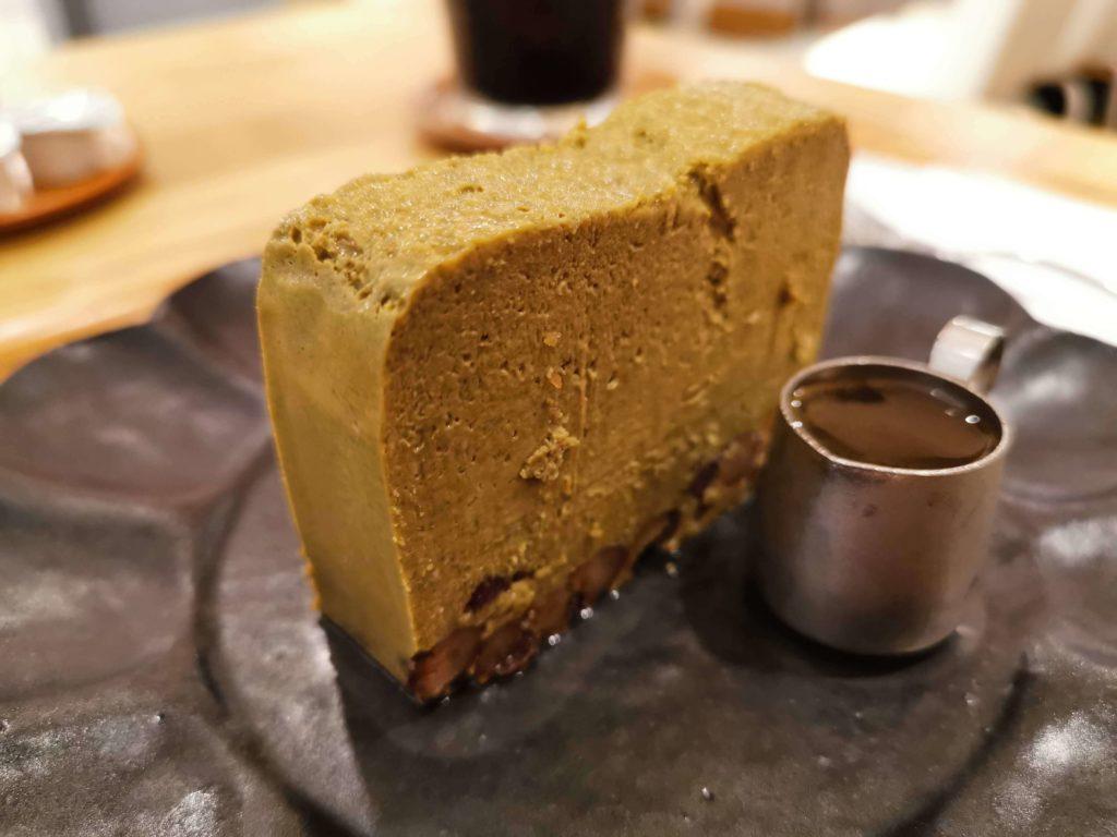 代官山 Assemblage(アッサンブラージュ) ほうじ茶チーズケーキ (13)