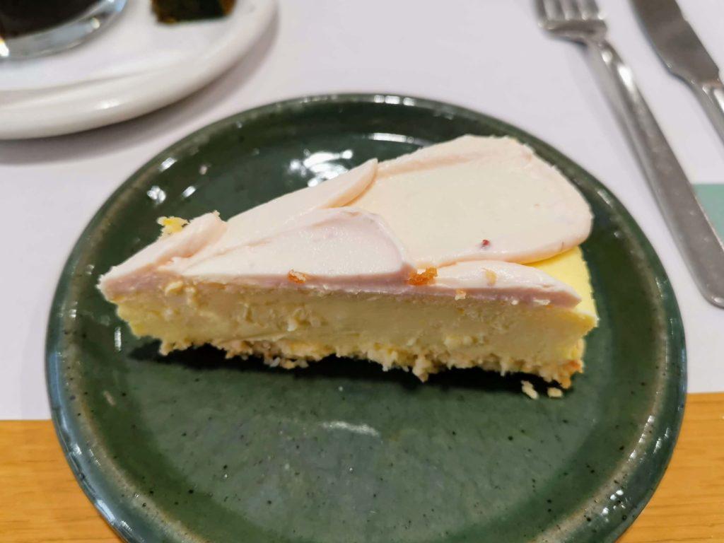 銀座ローズベーカリー ローズチーズケーキ (3)