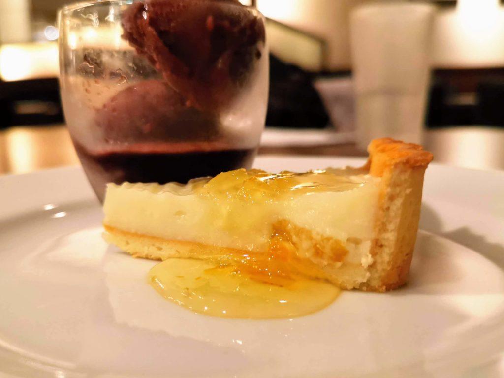 サンマルクレストラン チーズタルト (8)
