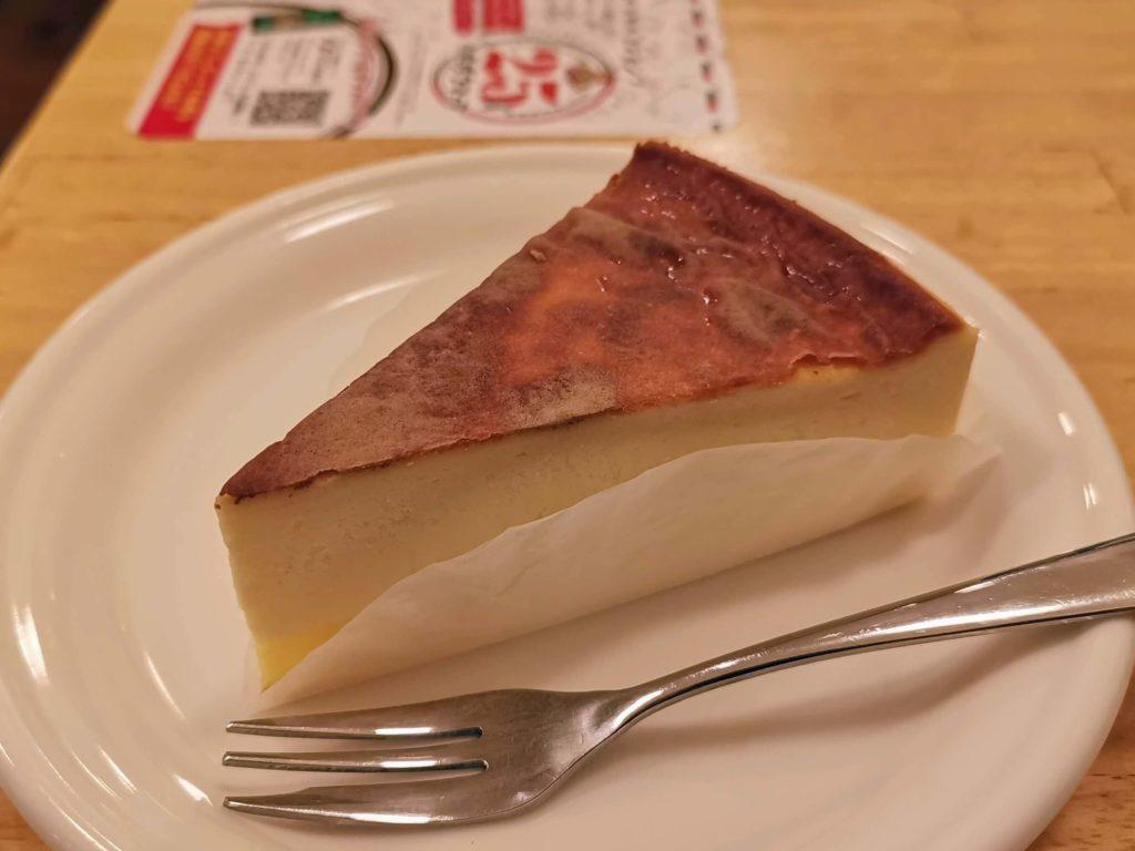 ポポラマーマ バスクチーズケーキ (11)