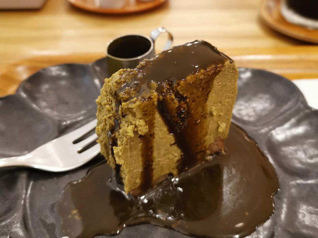 代官山 Assemblage(アッサンブラージュ) ほうじ茶チーズケーキ (17)