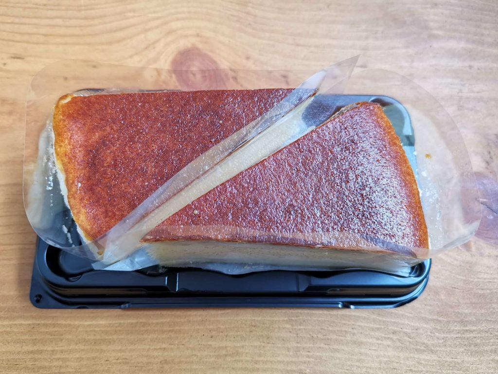 山崎製パン バスク風チーズケーキ (8)
