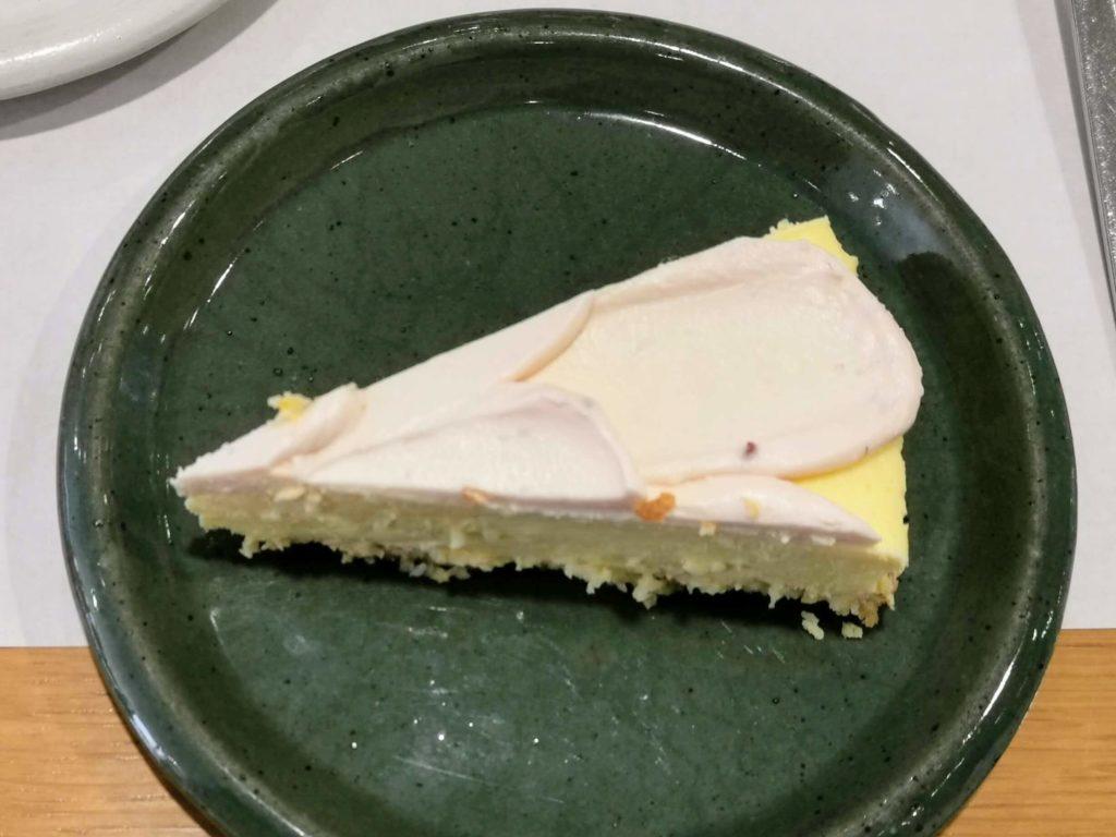 銀座ローズベーカリー ローズチーズケーキ (2)