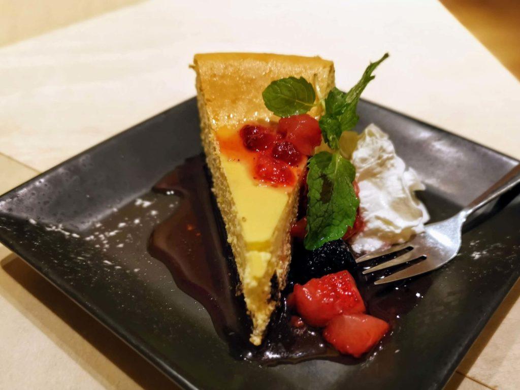 練馬 ディキシーダイナー ニューヨークチーズケーキ (4)