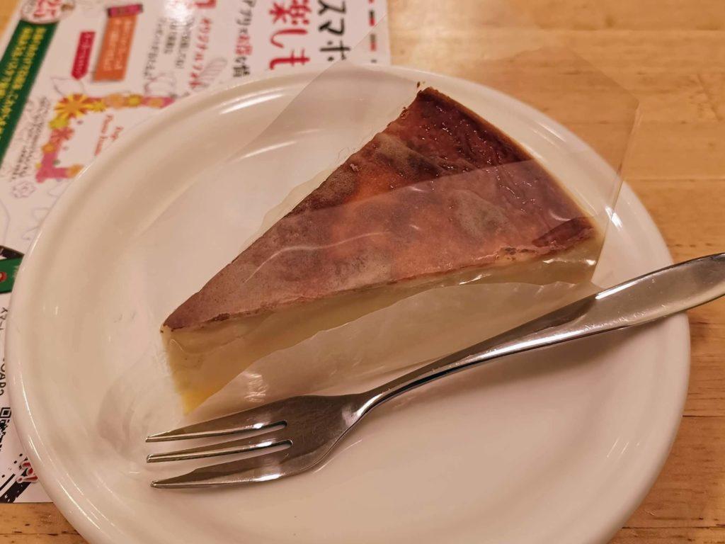 ポポラマーマ バスクチーズケーキ (9)