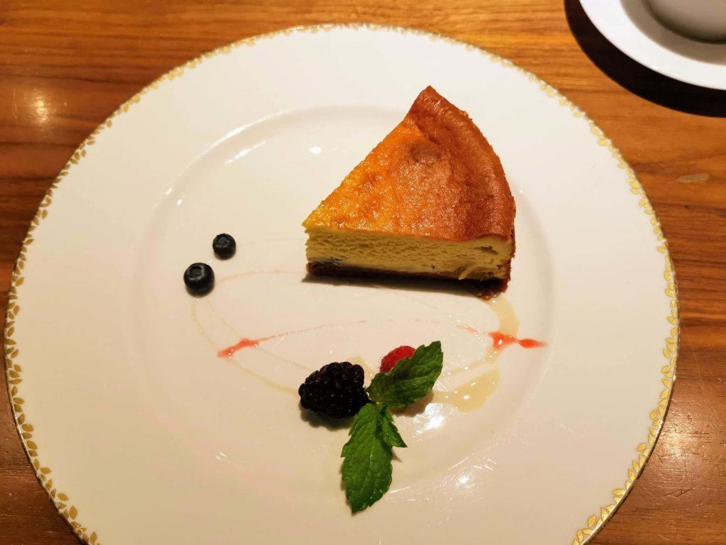 ミタスカフェ 自家製チーズケーキ (19)