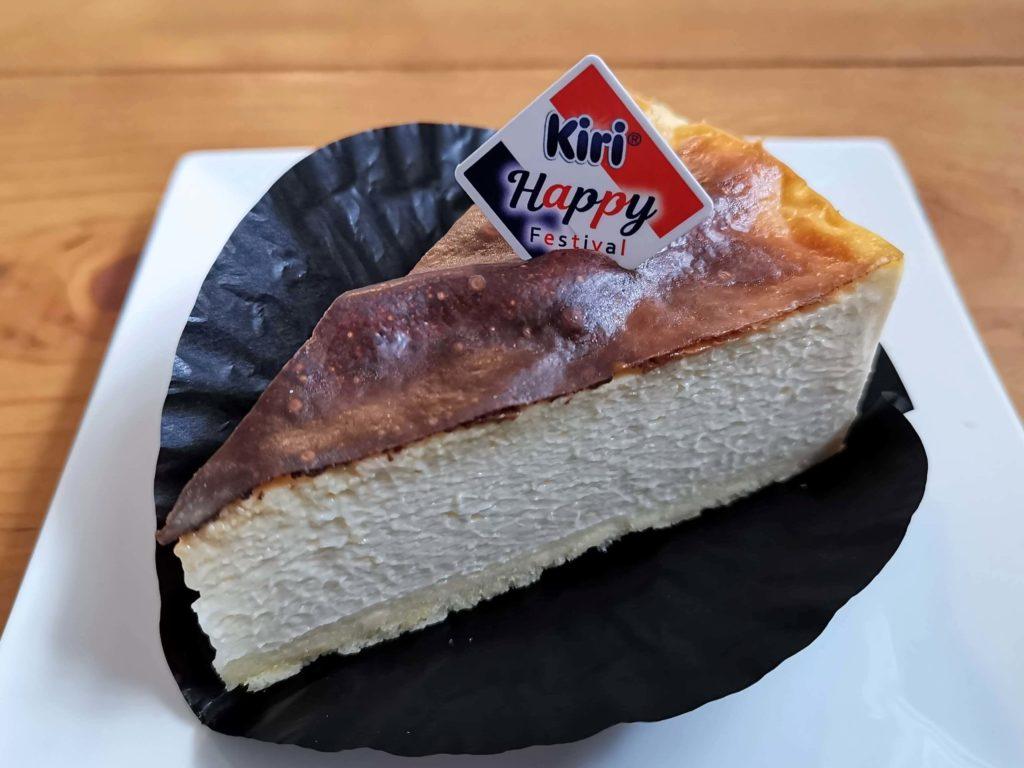 コージーコーナー とろけるバスクチーズケーキ (12)