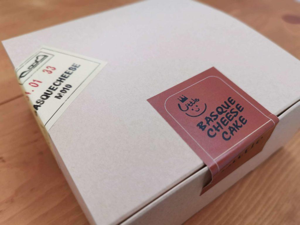 リトルローザンヌ 生バスクチーズケーキ (3)