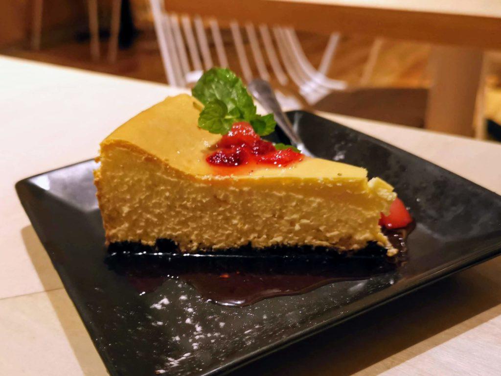 練馬 ディキシーダイナー ニューヨークチーズケーキ (6)