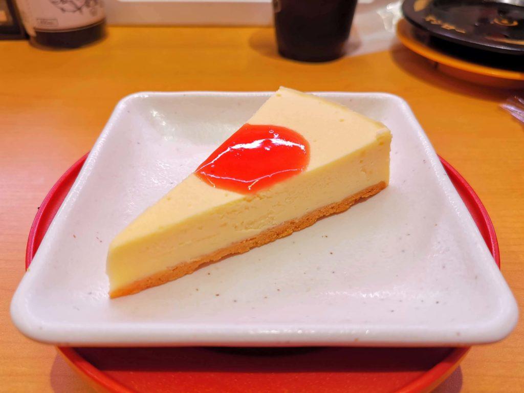 スシロー ニューヨークチーズケーキ (9)