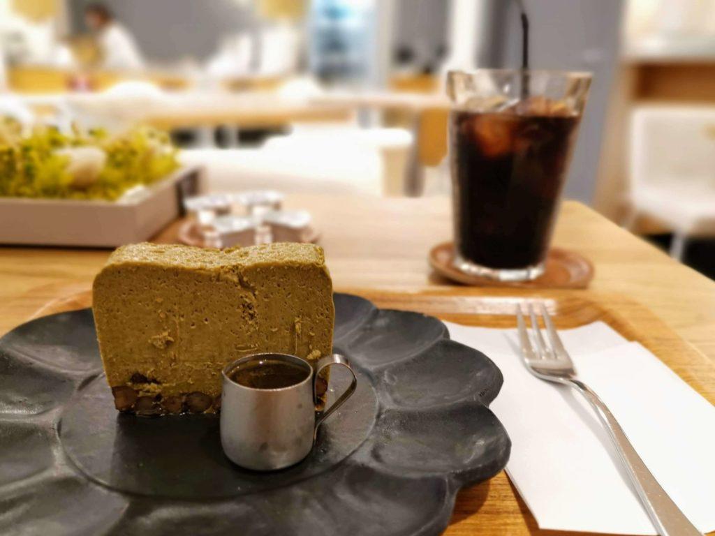 代官山 Assemblage(アッサンブラージュ) ほうじ茶チーズケーキ (8)