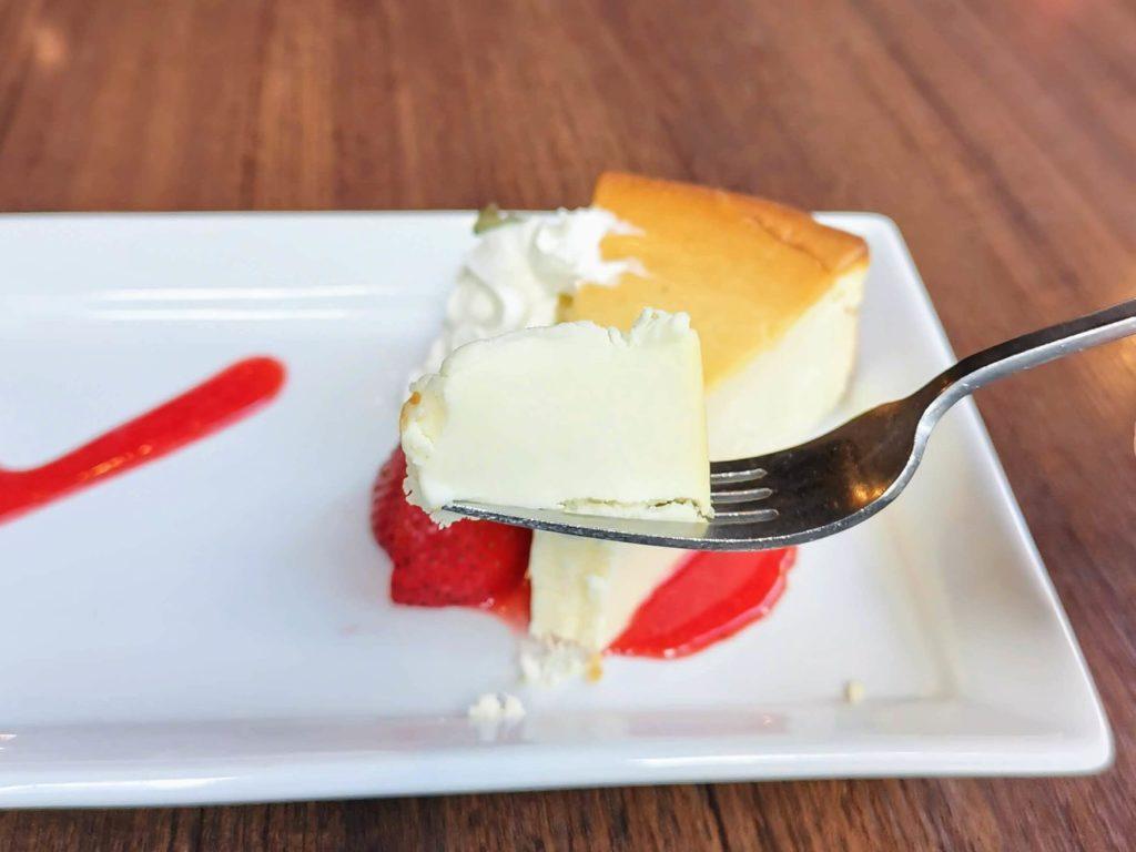 TGI ニューヨークチーズケーキ (10)